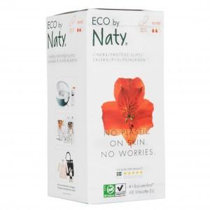 Naty Eco Inlegkruisjes Normaal