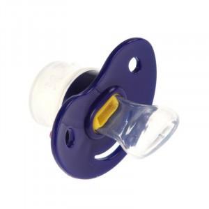 Numi-Med Medicijnspeen met doseerschijf Blauw (6-18 mnd)