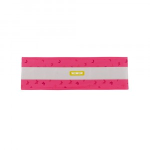 Wowow Reflecterende Band Nutty Wrap It Pink