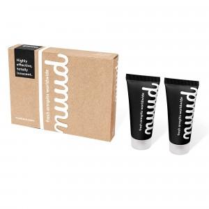 Nuud Deodorant Smarter Pack Black (2 x 20 ml)