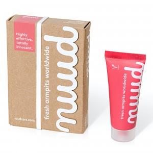 Nuud Deodorant Starter Pack (15 ml)