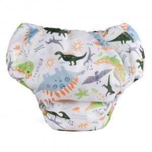Mother ease Pull-up Nachtluier XS (13-18 kg) Dino