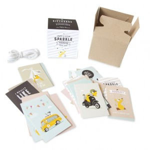 Olli + Jeujeu Giftcards Box