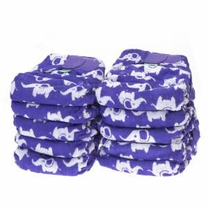 Voordeelpakket Totsbots Bamboozle Stretch Smelliphant maat 1 (10 stuks)