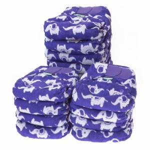 Voordeelpakket Totsbots Bamboozle Stretch Smelliphant maat 2 (20 stuks)