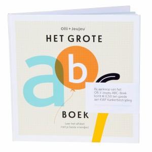 Olli + Jeujeu Leesboek ABC