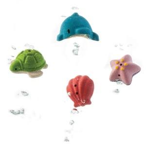 PlanToys Badspeelgoed Onderwaterwereld set