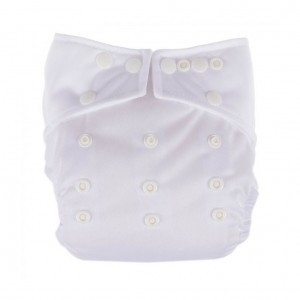 Little Lamb One Size Nappy Wit
