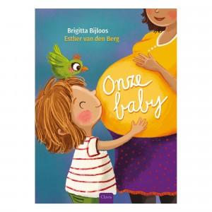 Clavis Leesboekje Onze baby