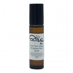 "DIYS Soap Koffie Oogroller Serum ""Pack Your Bags, Brighten Your Eyes""(10 ml)"