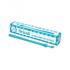 Lamazuna Herbruikbaar Oorstaafje uit bioplastic Oriculi - Blauw