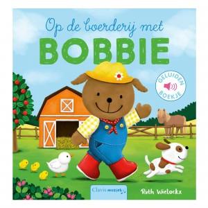 Clavis Geluidenboekje Op de boerderij met Bobbie
