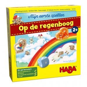 Haba Mijn Eerste spellen Op de regenboog