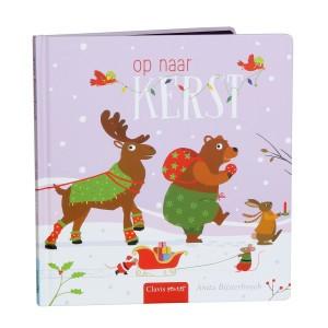 Clavis Leesboekje Op Naar Kerst