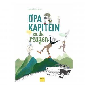 Clavis Leesboekje Opa Kapitein en de reuzen
