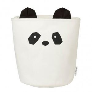 Liewood Stoffen Basket Panda Creme de la creme