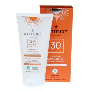 Attitude Zonnecrème Orange Blossom SPF 30, 150ml
