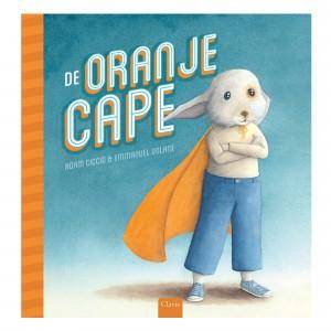 Clavis Leesboekje De oranje cape