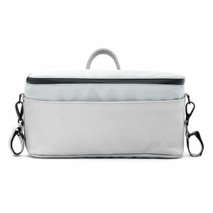 Dusq Organizer Canvas Cloud Grey