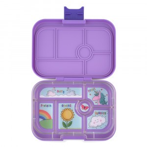 Yumbox Original Dreamy Purple met Tray Unicorn