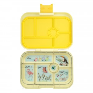 Yumbox Original Sunburst Yellow met Tray Paradise