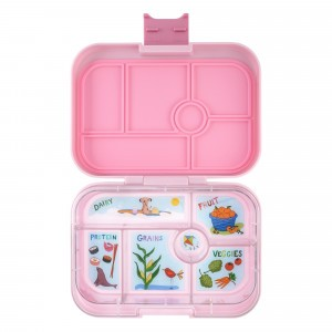 Yumbox Original Hollywood Pink met Tray Kite