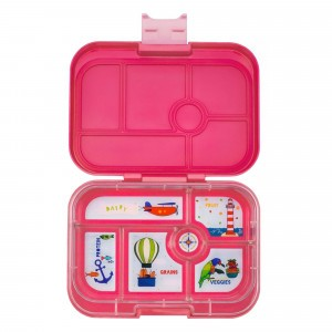Yumbox Original Lotus Pink met Tray Explore