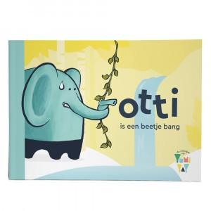 Yumi Yay Voorleesboekje Otti is een beetje bang