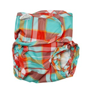 Little Lamb Wraps  Special Edition Plaid Oranje