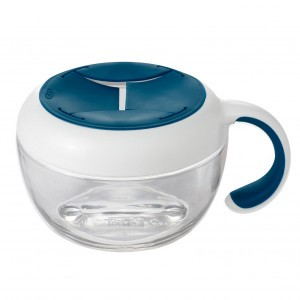 Oxo Tot Flippy Snackdoosje Navy