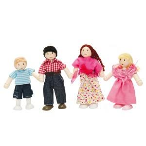 Le Toy Van Poppenhuis Mijn Familie
