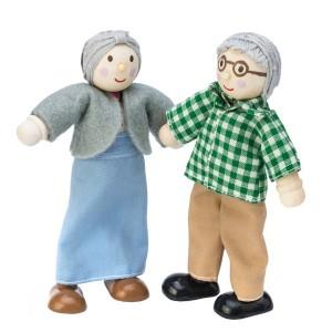 Le Toy Van Poppenhuis Grootouders