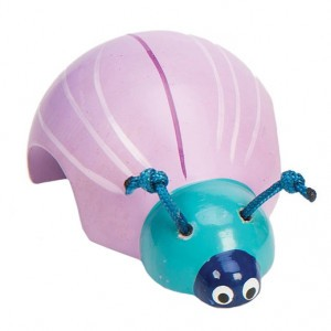 Le Toy Van Bug Racers Paarse kever
