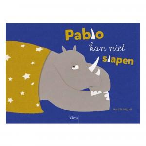 Clavis Leesboekje Pablo kan niet slapen