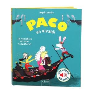 Clavis Geluidenboekje Paco en Vivaldi