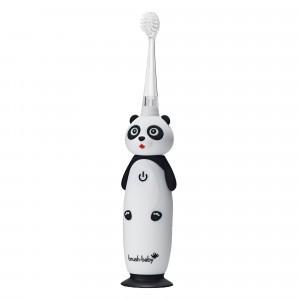 Brush Baby Wild Ones Elektrische Tandenborstel (0-10 jaar) Panda
