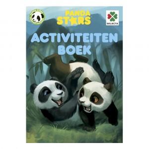 Selecta Activiteitenboek Panda Stars