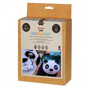 aPunt Craft Kit Naaiset Tas - Panda