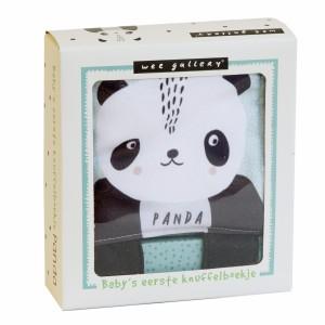 Ploegsma Wee Gallery Knisperboekje Panda