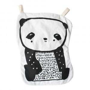 Wee Gallery Knisperspeelgoed Panda