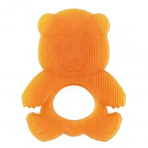 Hevea 100% natuurlijk rubber Bijtring Panda