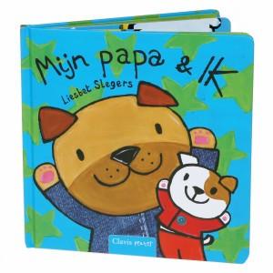 Clavis Leesboek Mijn papa & Ik