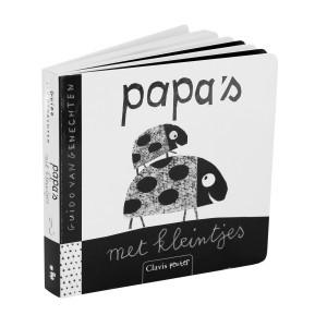 Clavis Leesboekje Papa's met kleintjes