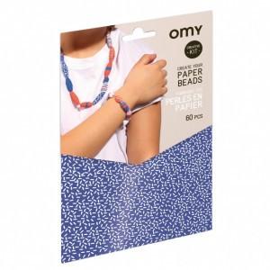 OMY Knutselpakket - Parels van papier