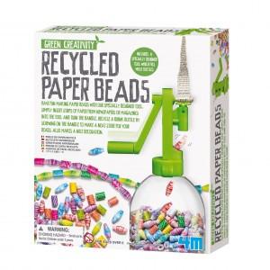 4M Kidzlabs Bouwpakket Papierkralen maken