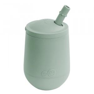 EZPZ Mini Cup + Rietje Pastel Groen