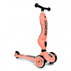 Scoot and Ride Step Highwaykick 1 - Peach
