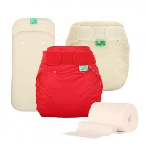 Totsbots Testpakket Peenut & Bamboozle Newborn (maat 1)