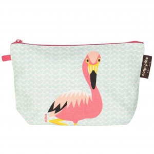 Coq en Pate Pennenzak Flamingo