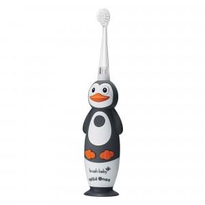 Brush Baby Wild Ones Elektrische Tandenborstel (0-10 jaar) Penguin